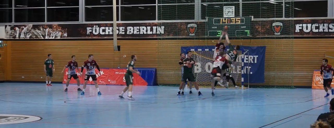 3 Liga Nord Füchse Ii Vs Oranienburger Hc Hauptstadtsporttv